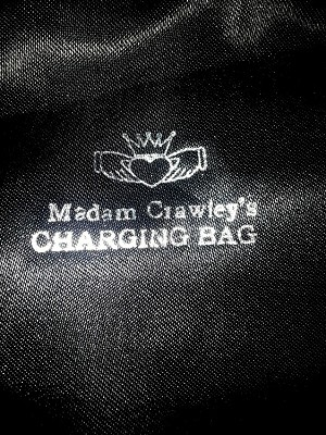 Madam Crawley's Stonehenge CHARGING BAG. Recharge & Cleanse your Spell/Entity Cast Jewelry