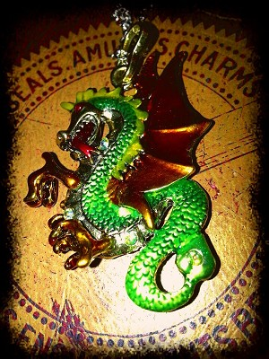 DRAGON LUCK CHANNEL$ & GREEN FIELDS OPULENCE SPELL! UNLIMITED WISHES $